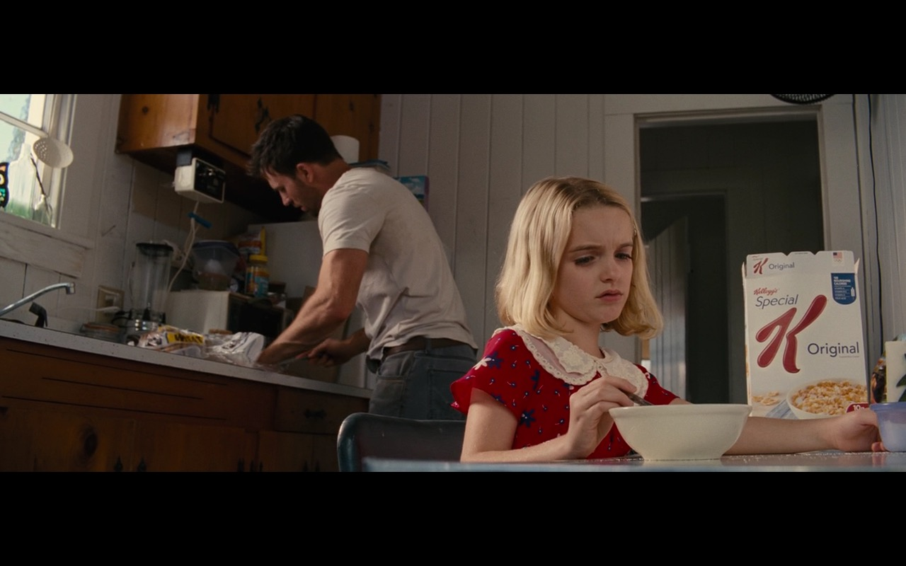Kellogg's Special K Cereal Original – Gifted (2017) Movie Product Placement
