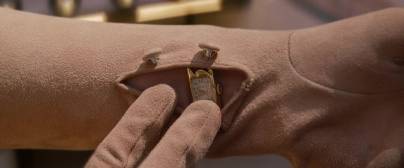 Kent Watch worn by Angelina Jolie in The Tourist (2010) Movie Product Placement