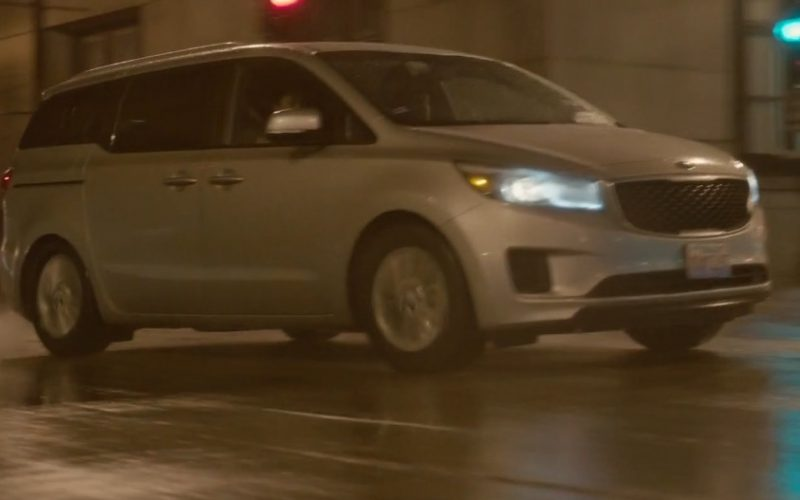 Kia Sedona Minivan (Car) – Office Christmas Party 2016 (1)