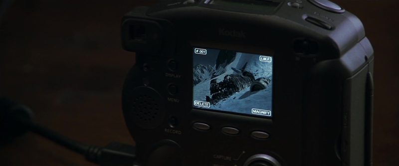 Kodak Cameras in MISSION: IMPOSSIBLE II (2000) Movie Product Placement
