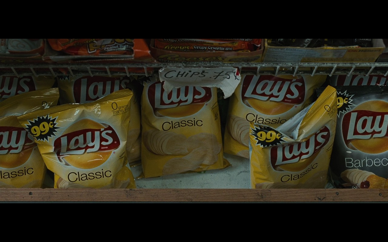 LAY'S Classic Potato Chips – Wall Street: Money Never Sleeps (2010) Movie Product Placement