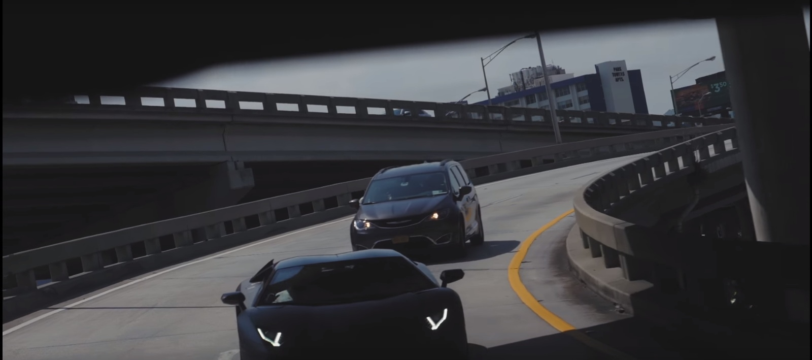 Lamborghini Aventador - Meek Mill - Issues Official Music Video Product Placement