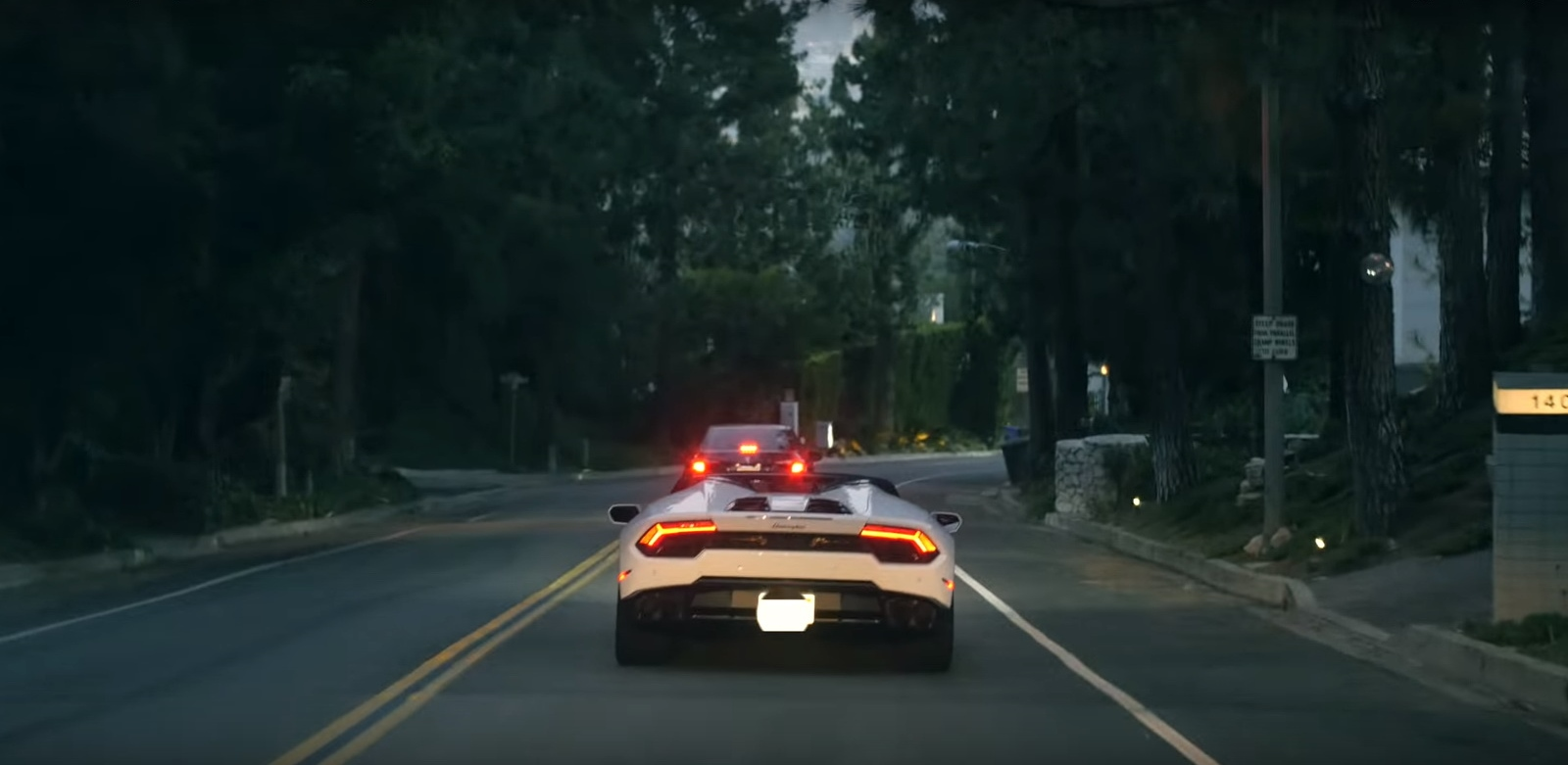 Lamborghini Huracán - 41 - YoungBoy Never Broke Again - Official Music Video Product Placement