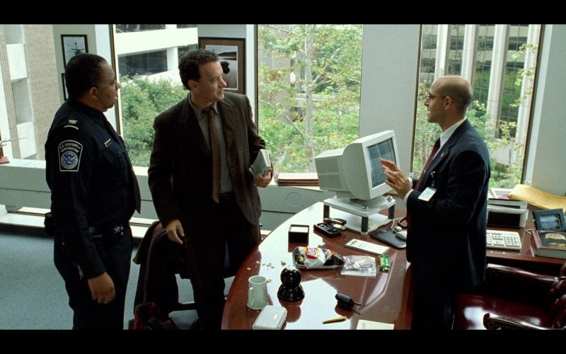Lay's Potato Chips – The Terminal (2004) Movie Product Placement
