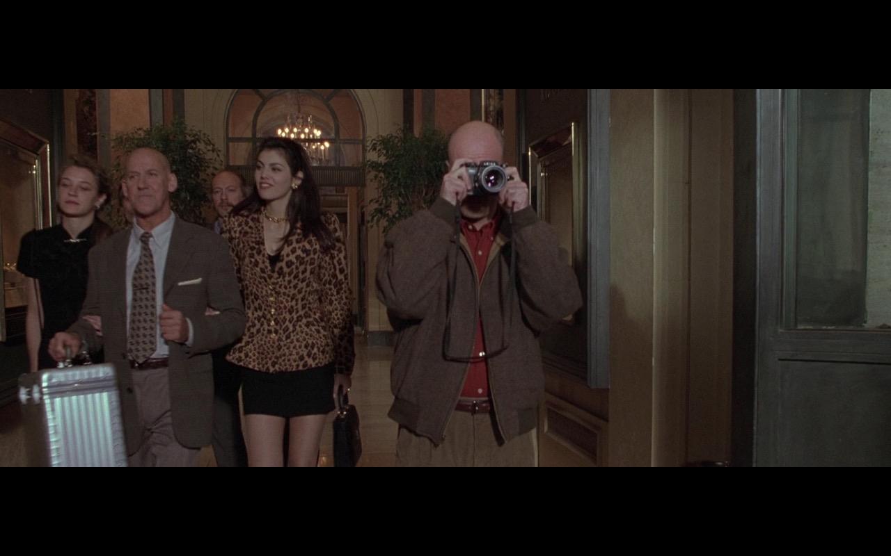 Leica Photo Camera – Ronin (1998) Movie