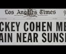 Los Angeles Times Newspaper – L.A. Confidential 1997 (2)