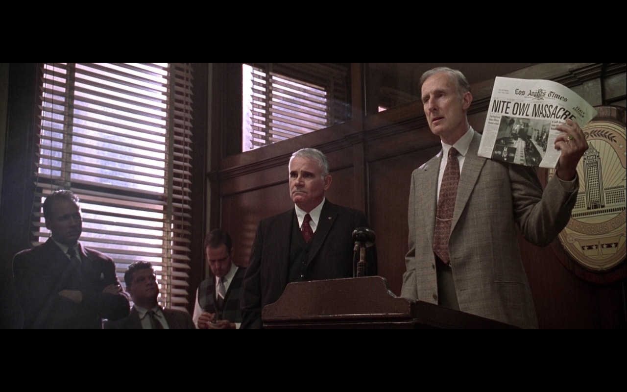 Los Angeles Times Newspaper – L.A. Confidential (1997) Movie Product Placement