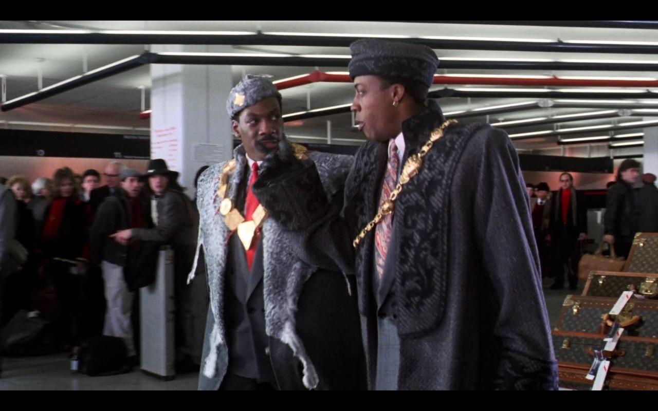 Louis Vuitton Bags Coming To America 1988