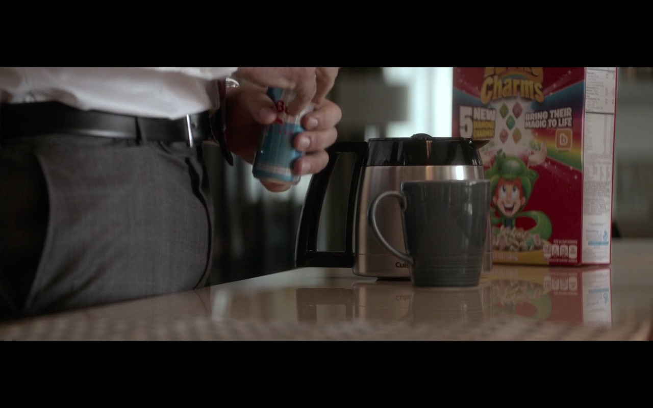 Lucky Charms Cereals – A Family Man (2016) Movie Product Placement