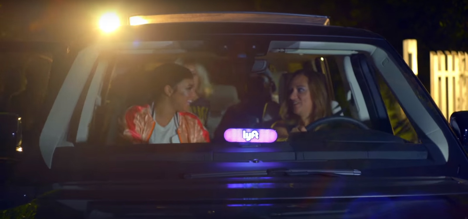 Lyft - Demi Lovato - Sorry Not Sorry - Official Music Video Product Placement