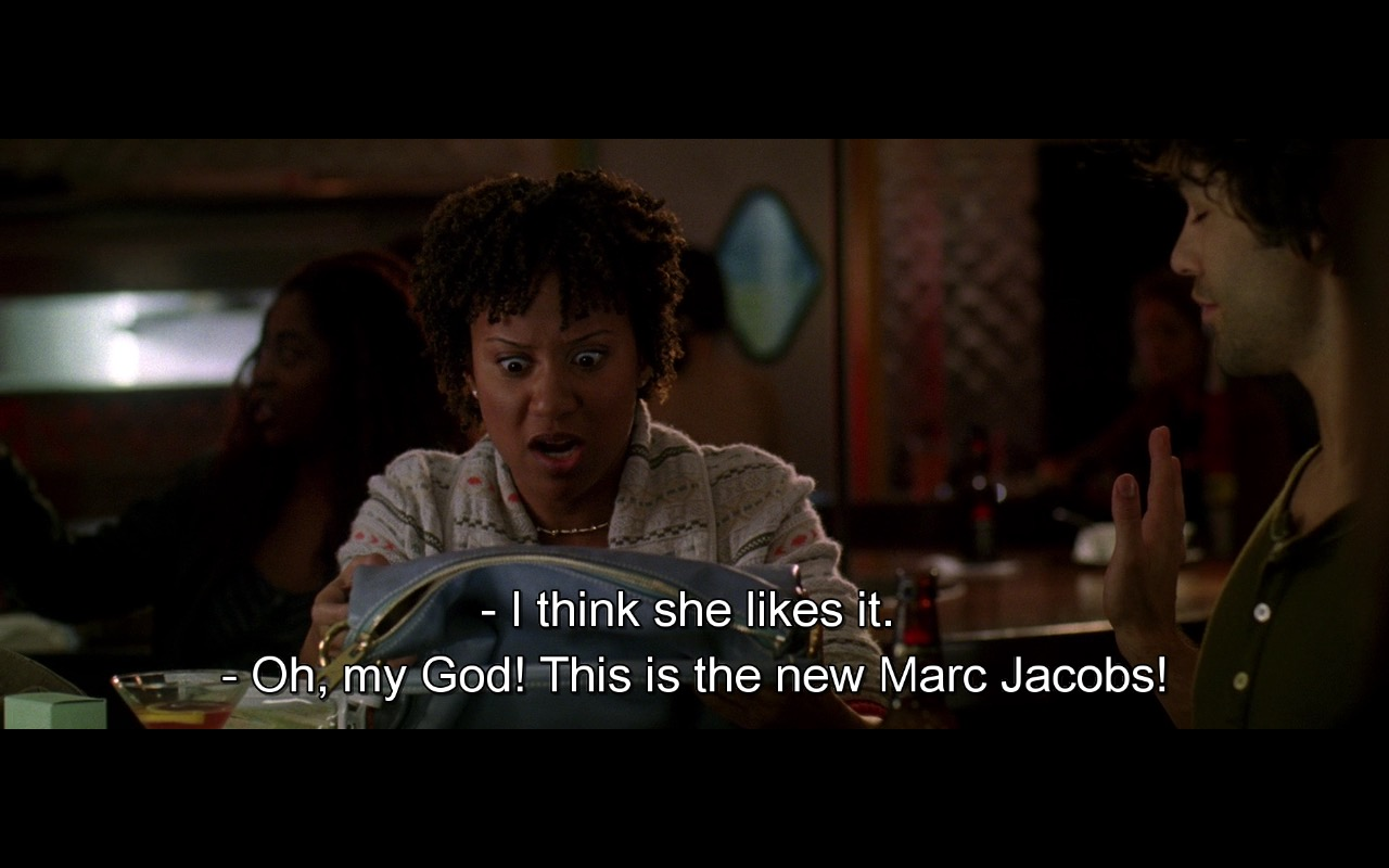 356168adf170 Marc Jacobs Bag – The Devil Wears Prada (2006) Movie Product Placement