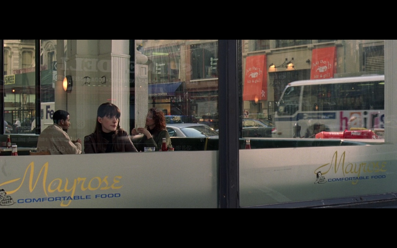 Mayrose - Comfortable Food – The Devil Wears Prada (2006) Movie Product Placement