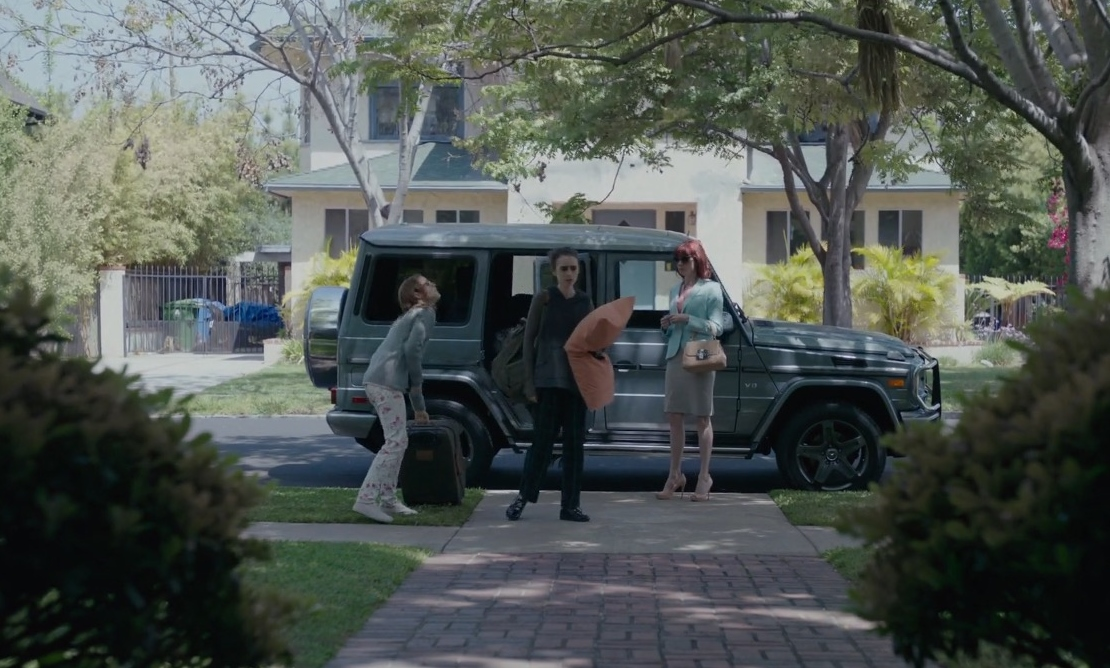Mercedes-Benz G63 – To The Bone (2017) Movie Product Placement