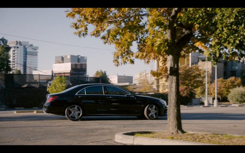 Mercedes-Benz S63 AMG Car – This Is Us (1)
