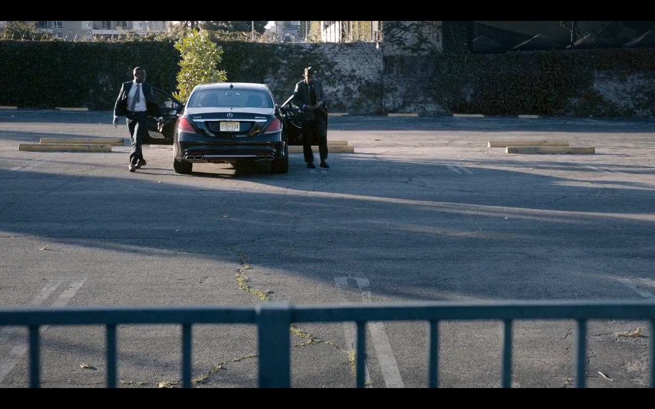 Mercedes-Benz S63 AMG Car - This Is Us TV Show Product Placement