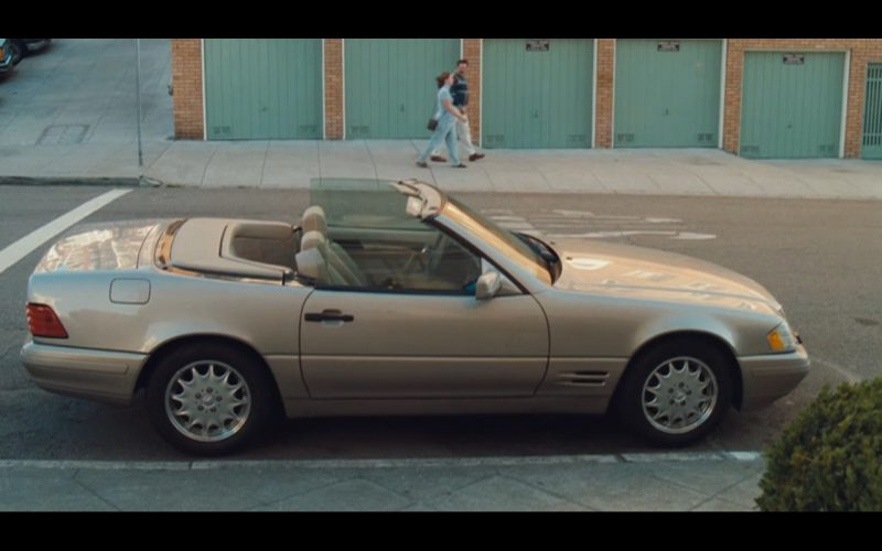 Mercedes-Benz SL500 Convertible Car – Doctor Dolittle (1998)