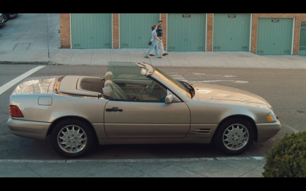 Mercedes-Benz SL500 Convertible Car – Doctor Dolittle (1998) Movie Product Placement