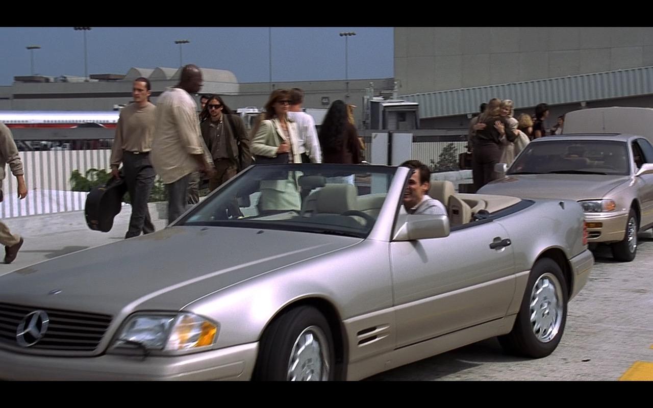 Mercedes-Benz SL500 - Liar Liar (1997) Movie Product Placement
