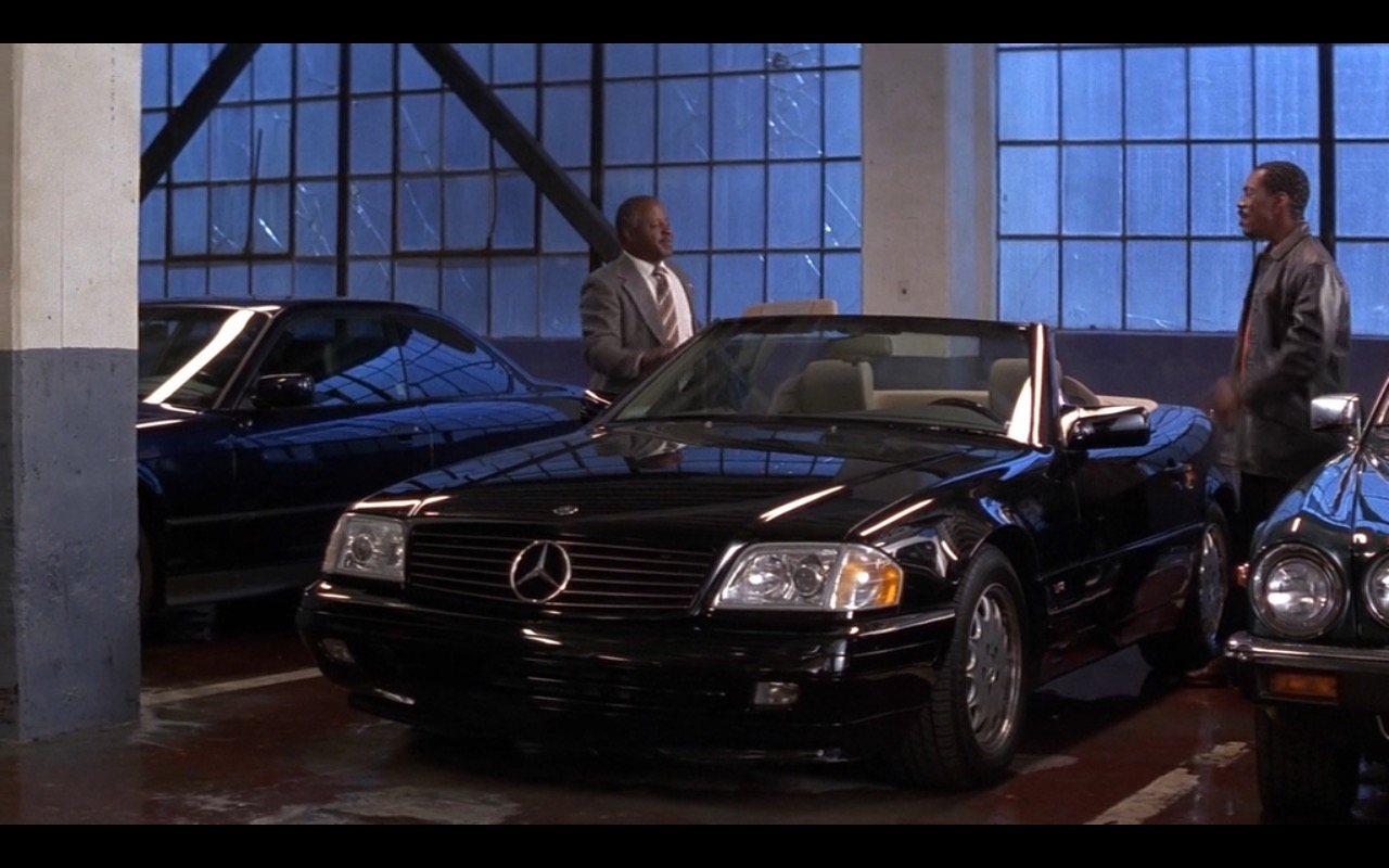 Mercedes-Benz SL600 Car – Metro (1997) Movie Product Placement