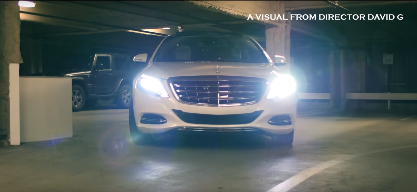 Mercedes-Maybach (Car) - YoungBoy Never Broke Again - Untouchable Official Music Video Product Placement