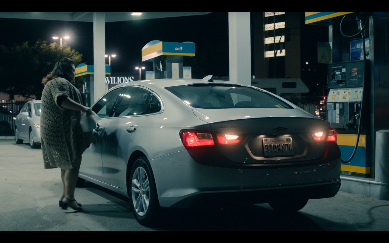 Metallic Chevy Malibu - This Is Us TV Show Product Placement
