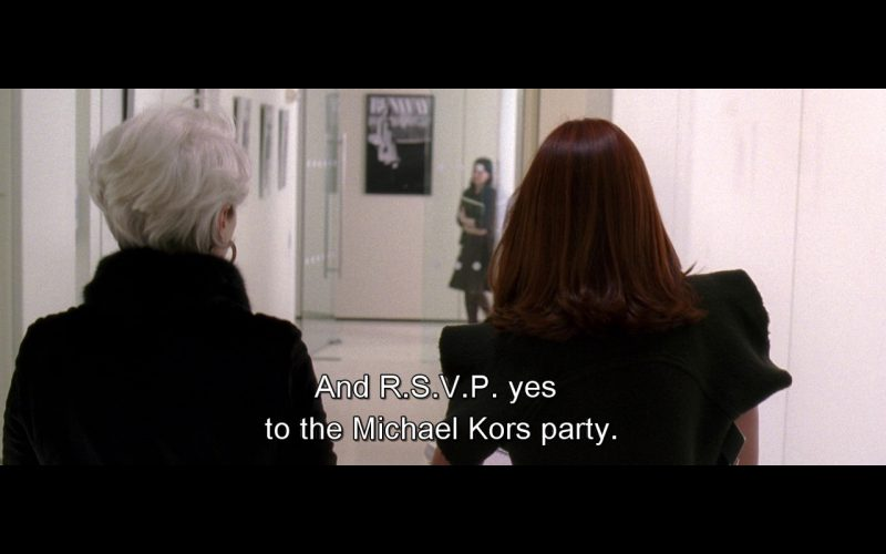 Michael Kors – The Devil Wears Prada (2006)