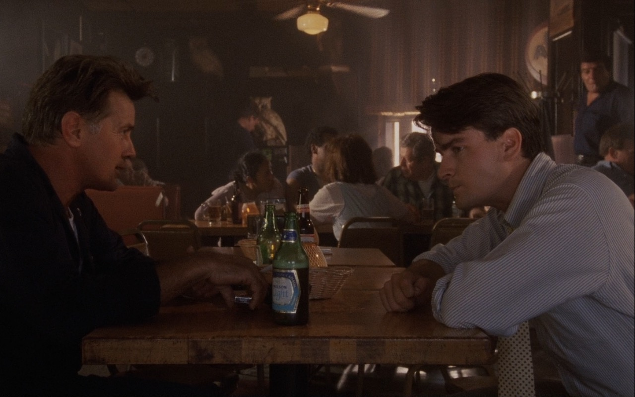 Molson Light Beer – Wall Street (1987) Movie Product Placement