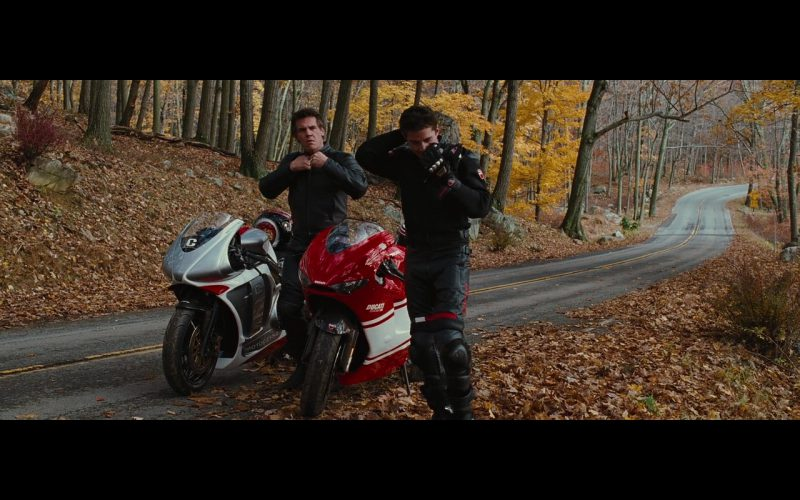 MotoCzysz C1 990 and Ducati Desmosedici RR – Wall Street Money Never Sleeps 2010 (2)
