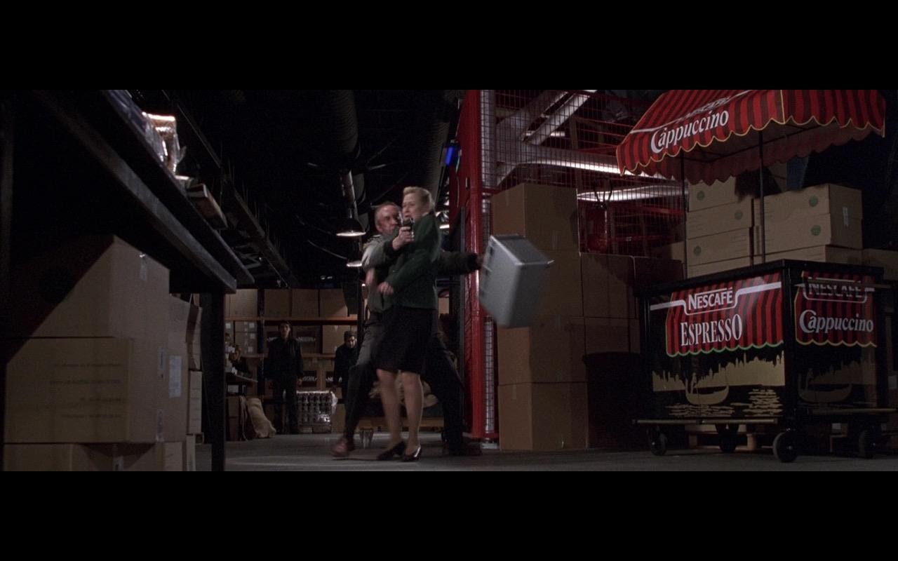 Nescafé – Ronin (1998) Movie Product Placement