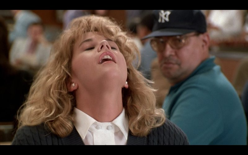 New York Yankees Caps – When Harry Met Sally… (1)