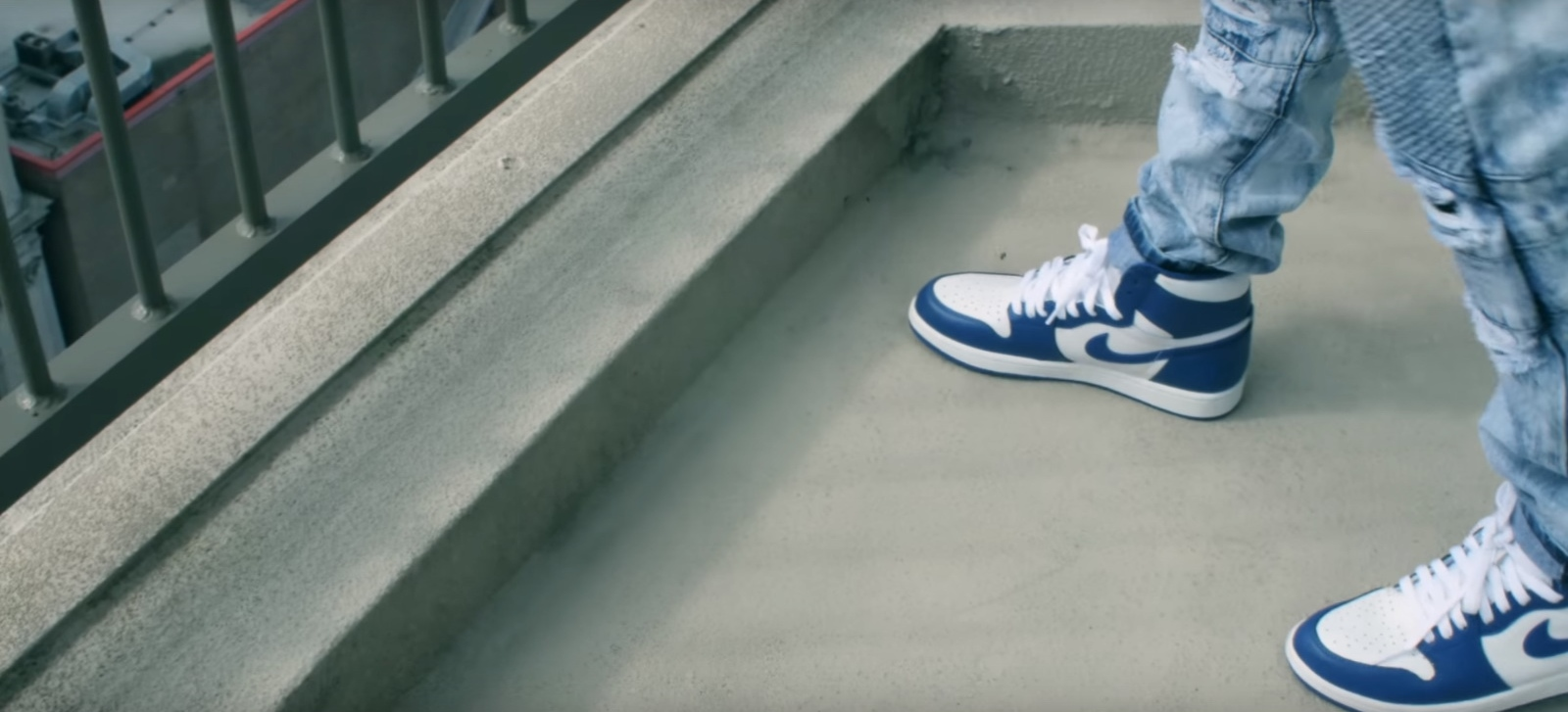 Nike Sneakers - YoungBoy Never Broke Again - Untouchable Official Music Video Product Placement
