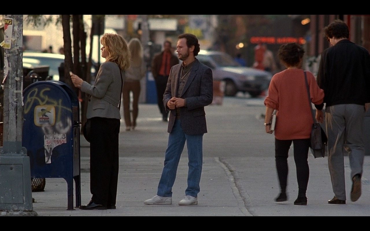 Nike Men's Sneakers – When Harry Met Sally… (1989) Movie Product Placement