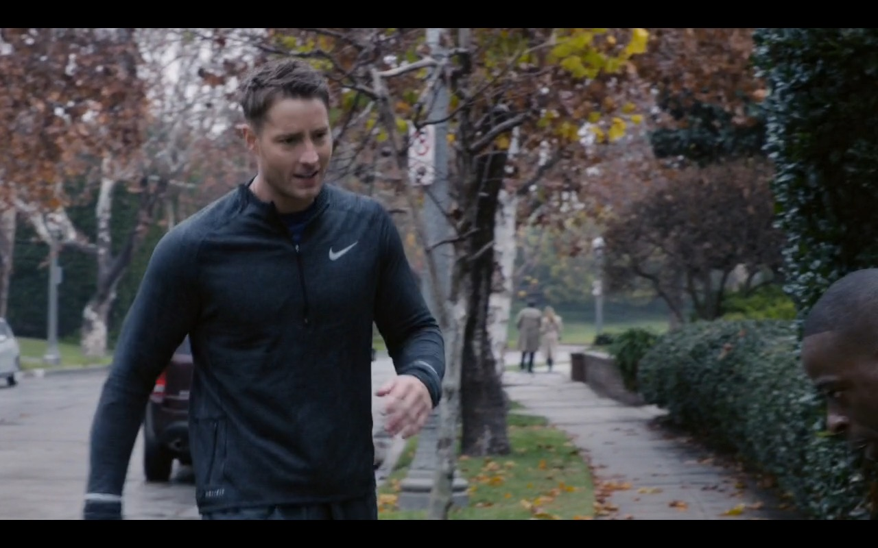 Nike Men's Sweatshirt - This Is Us TV Show Product Placement