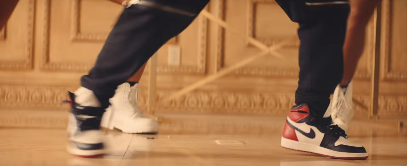 Nike Shoes - Major Lazer - Know No Better Official Music Video Product Placement