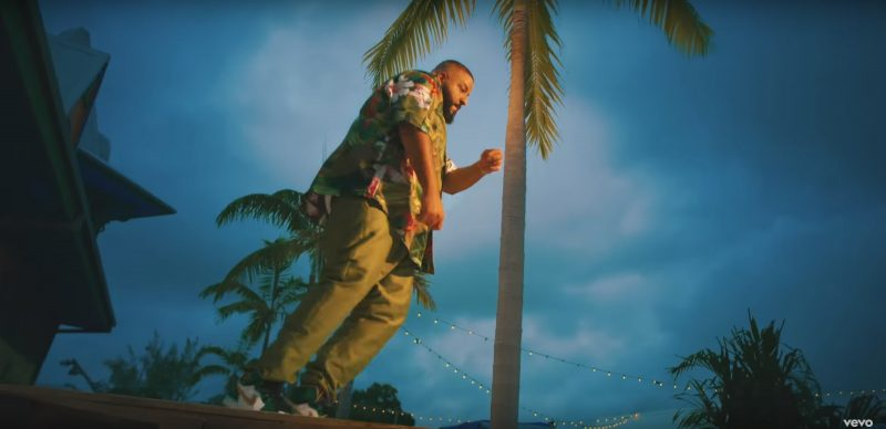 Nike Sneakers - DJ Khaled - Wild Thoughts ft. Rihanna, Bryson Tiller Official Music Video Product Placement