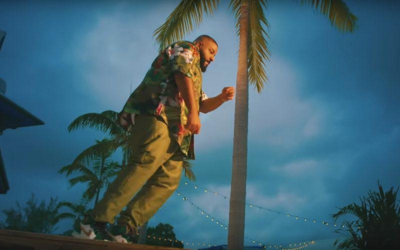 Nike Sneakers – DJ Khaled – Wild Thoughts ft. Rihanna, Bryson Tiller (1)