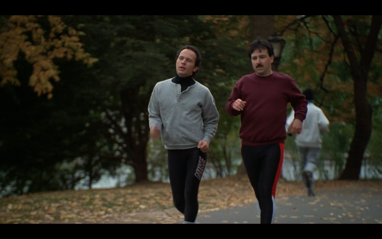 Nike Tights - When Harry Met Sally… (1989) Movie Product Placement