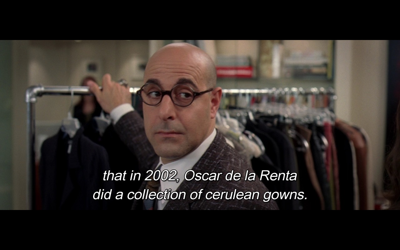Oscar de la Renta – The Devil Wears Prada (2006) Movie Product Placement