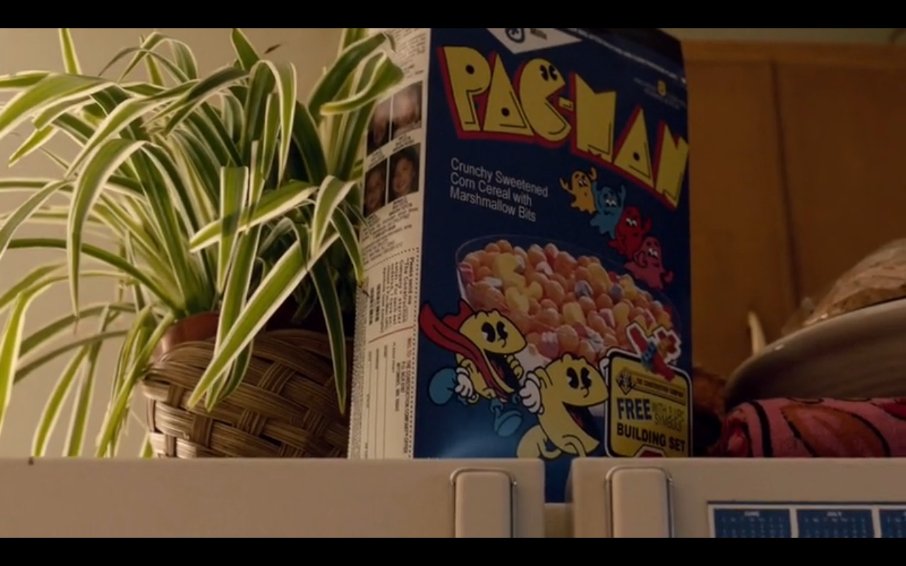 Pac-Man Cereals - This Is Us TV Show Product Placement
