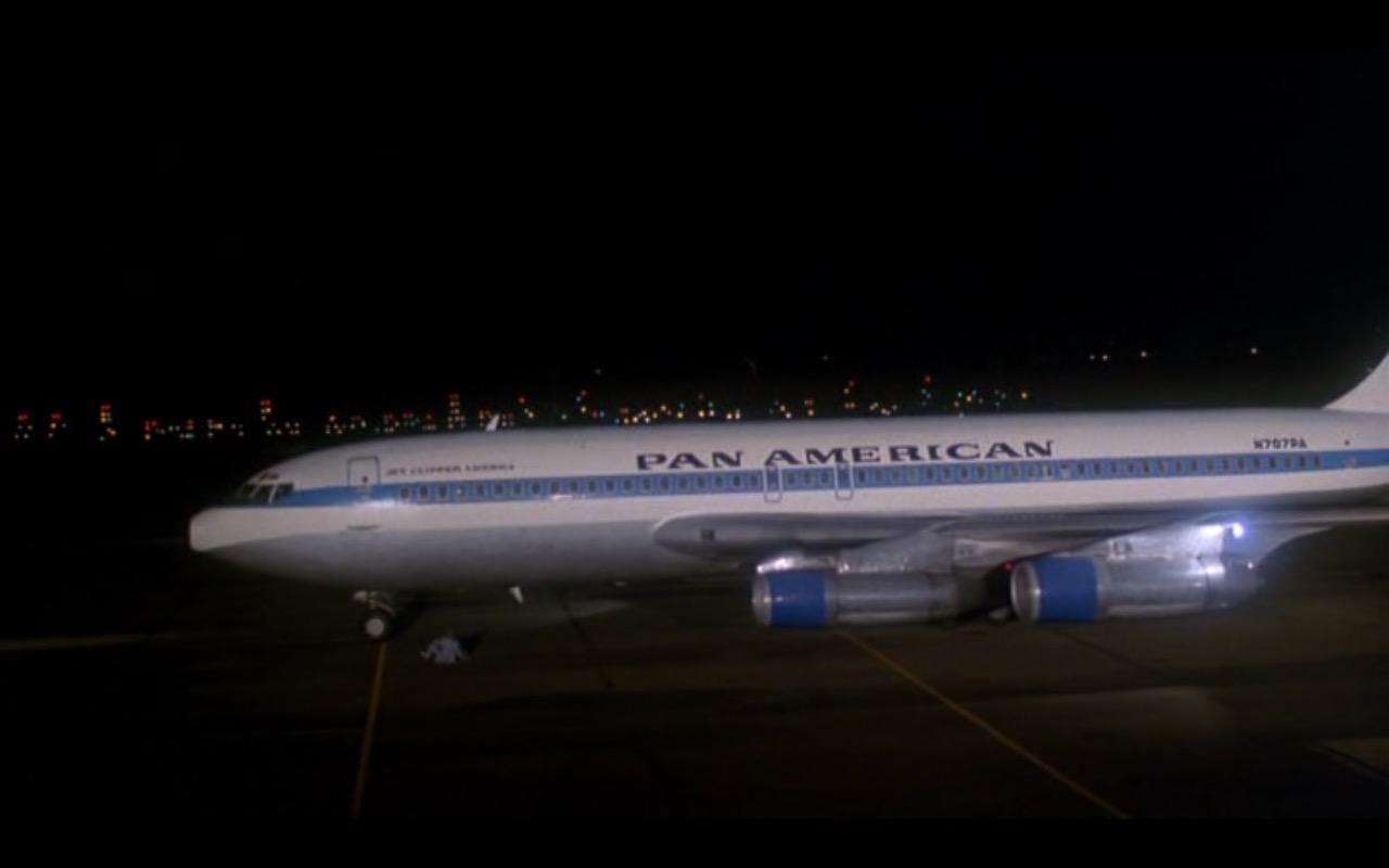 Pan American World Airways - Volunteers (1985) Movie Product Placement