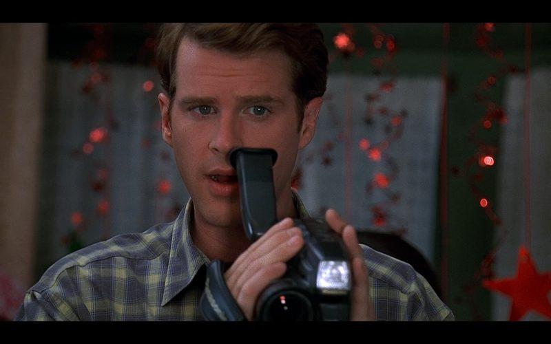 Panasonic Video Camera - Liar Liar (1997) Movie Product Placement