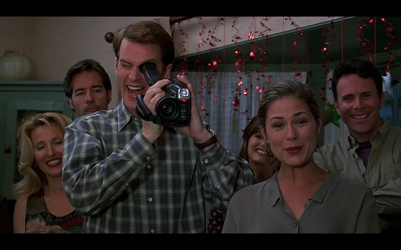 Panasonic Video Camera - Liar Liar (1997) Movie Product Placement