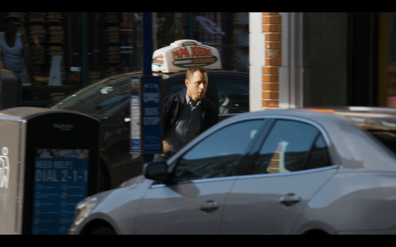 Papa John's Pizza - Sneaky Pete TV Show Product Placement