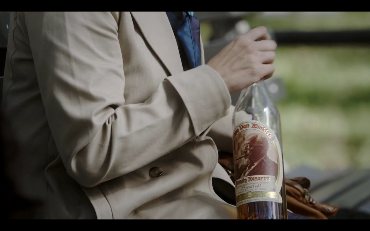 Pappy Van Winkle's Family Reserve Bourbon - Sneaky Pete TV Show Product Placement