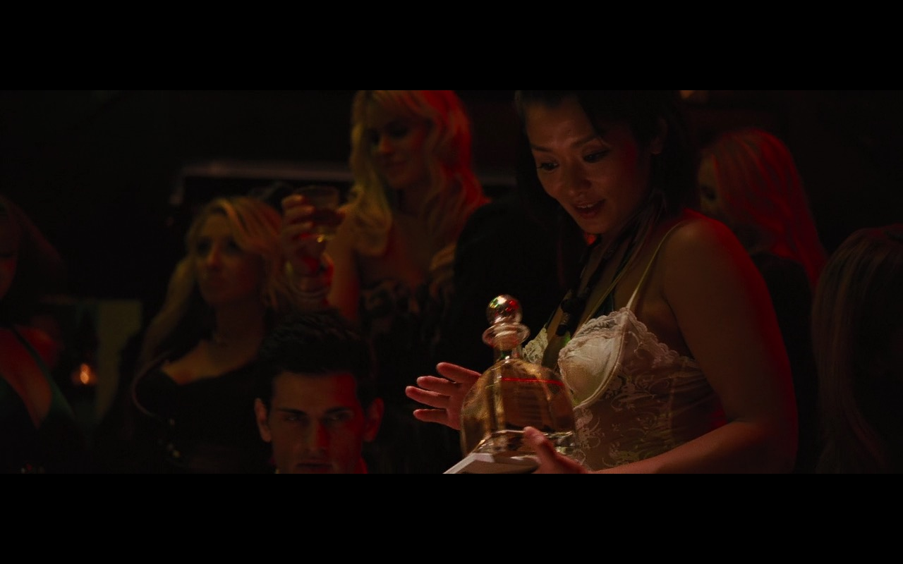 Patrón Tequila - Wall Street: Money Never Sleeps (2010) Movie Product Placement