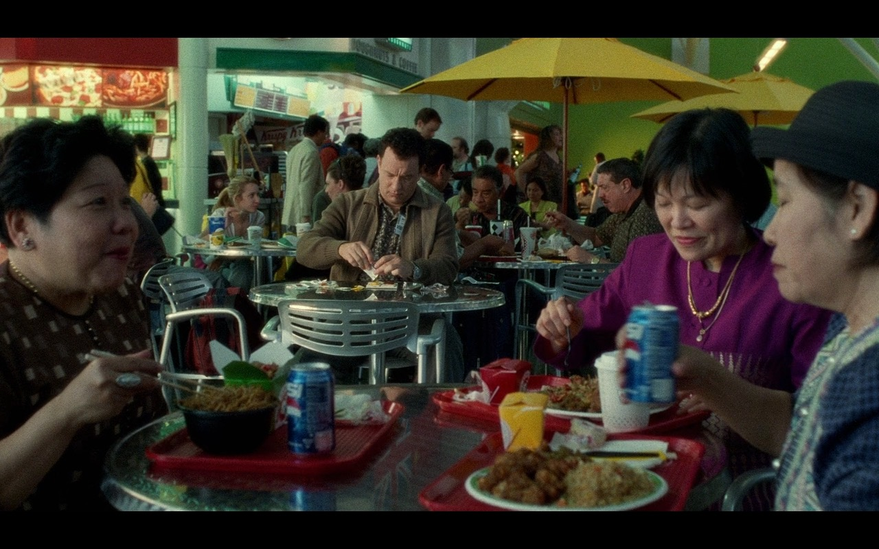 Pepsi – The Terminal (2004) Movie Product Placement