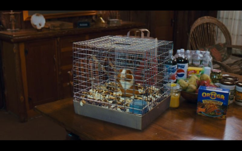 Pepsi And Ortega Taco Dinner 12ct Kit – Doctor Dolittle (1998) Movie Product Placement