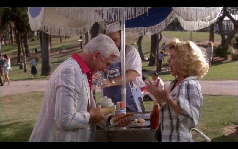 Pepsi – The Naked Gun – From the Files of Police Squad – 1988 (1)