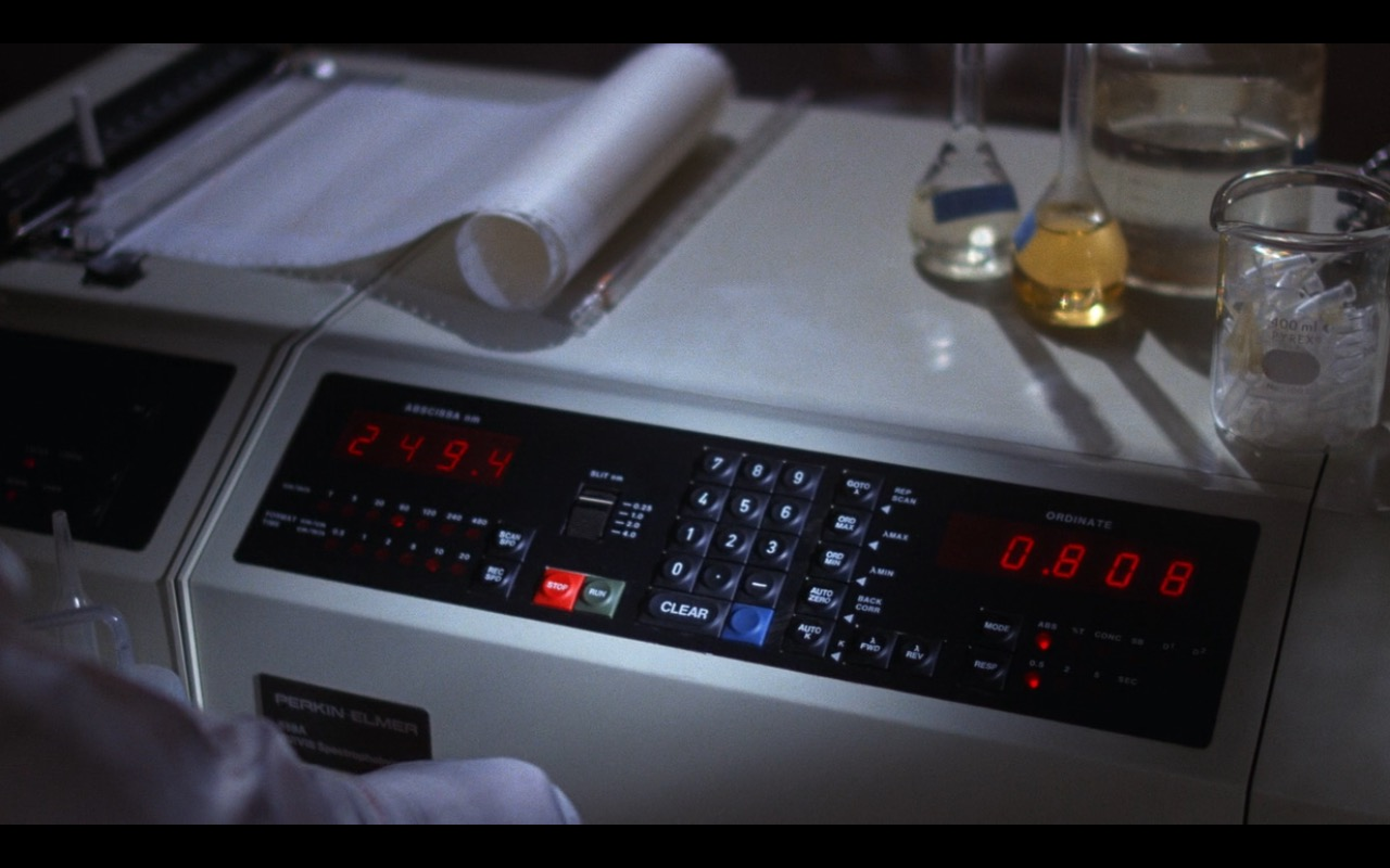 PerkinElmer – E.T. the Extra-Terrestrial (1982) Movie Product Placement