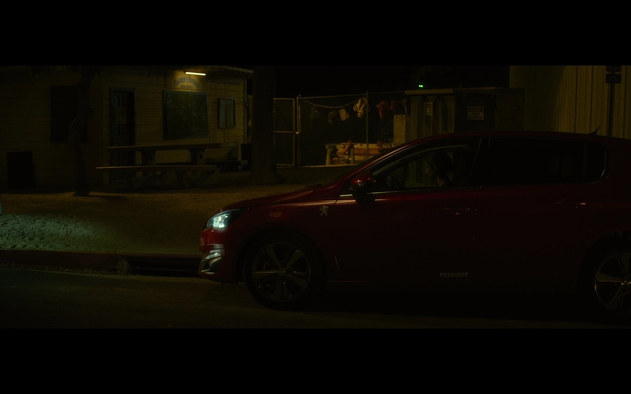 Peugeot Car - The Circle (2017) Movie Product Placement